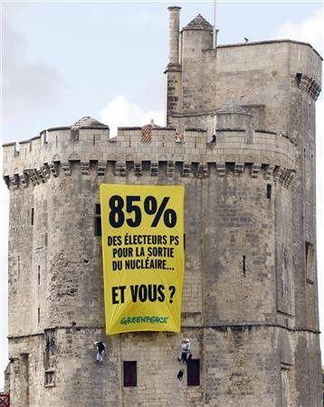 Greenpeace La Rochelle