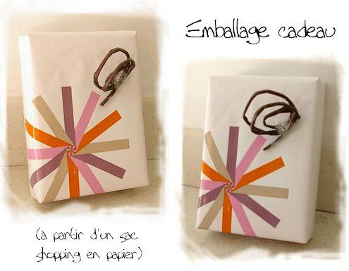 Id E R Cup Emballage Cadeau Le Scrap De Rianame