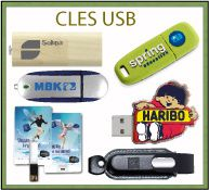 Bureau CLES USB