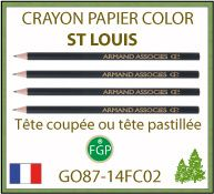 vig crayon St Louis marquage relief GO87 14FC02