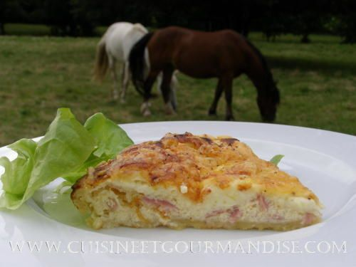 Tarte aux fromages *St-Denis,Fromage fort (Dombes)* fromages locals!