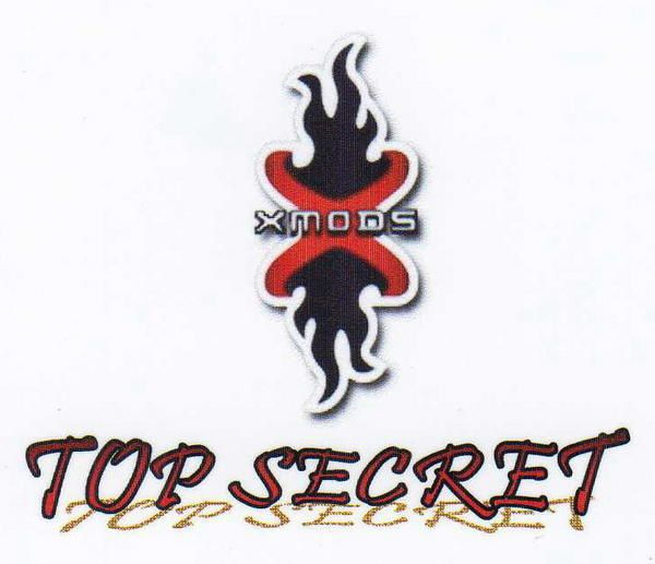 Logo Xmods Top Secret Gen1