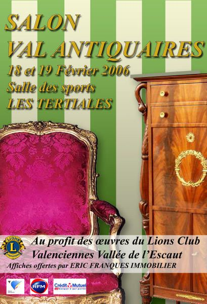 7 me salon val 39 antiquaire et les membres du club. Black Bedroom Furniture Sets. Home Design Ideas