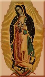 Vierge Marie de Guadalupe