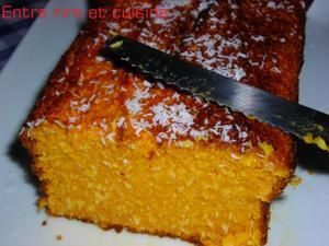 Gateau de citrouille light