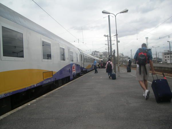 Trains 220/221 et 226/227 (France-Italie)
