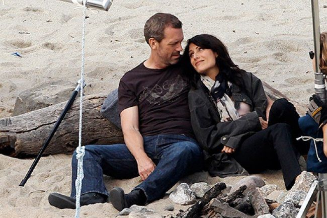 Greg House (Hugh Laurie) et Lisa Cuddy (Lisa Edelstein)