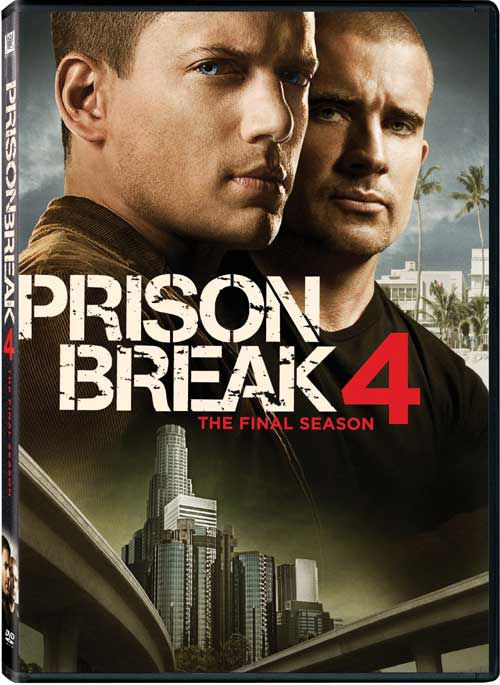 prison break saison 4 dvd coffret the final episode