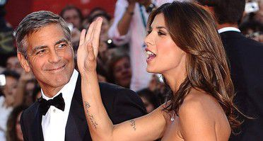 George Clooney venise