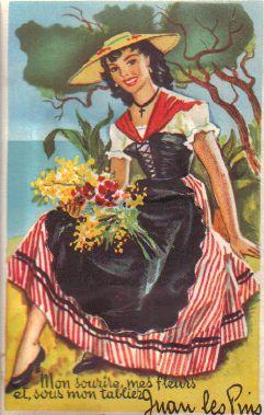 Le costume féminin