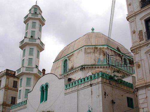 Alger Synagogue Mosque ibn Fares