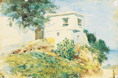 Eugene-Alexis Girardet-1853-1907