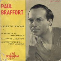 Paul Braffort 45tours recto