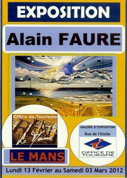 LISTES DE L'ENSEMBLE DE MES EXPOSITIONS DE DECEMBRE 2000 A AUJOURD'HUI.