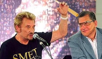 Johnny Hallyday Jean Claude Camus