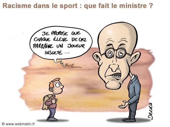 Discriminations dans le sport : des sanctions existent