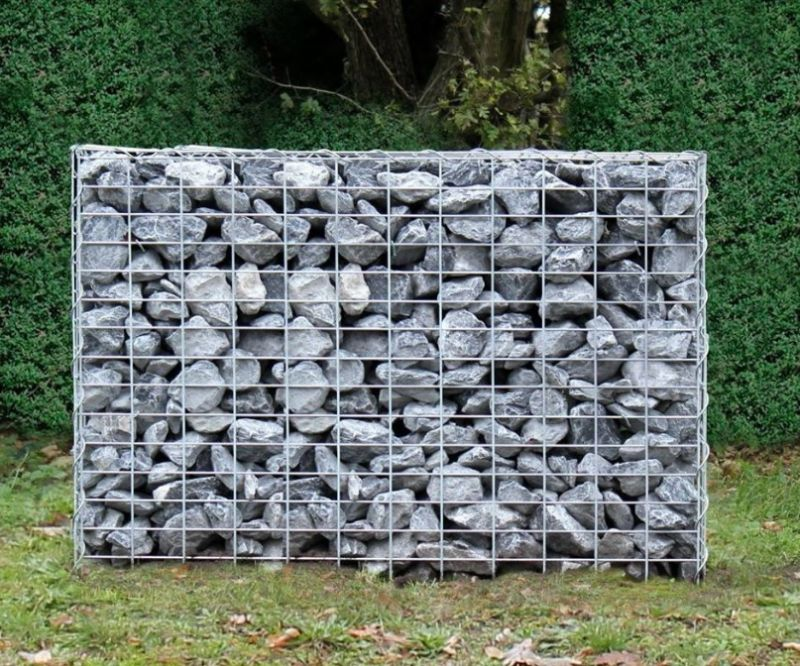 delightful mur en galets grillage 7 cloture de jardin en beton prix 12 galet pour gabion. Black Bedroom Furniture Sets. Home Design Ideas