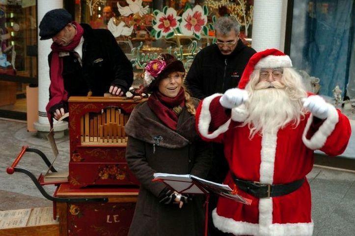 Noël 23 décembre 2009 à Ermont Photos de Antonio Pedalino que nous remercions !