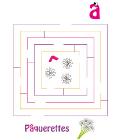 jeux de labyrinthes,jeux educatifs,jeux ecole,jeux orthographe pour enfants, paquerettes,dessin paquerettes,tibous,tibou