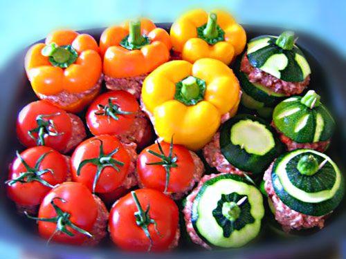 recette legumes enfants,recette legumes farcis,recettes pour enfants,recette poivrons,recette courgette,cuisine avec enfants,cuisiner avec les enfants,recettes,tibou,tibous