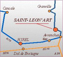 Plan Saint-LEONARDl