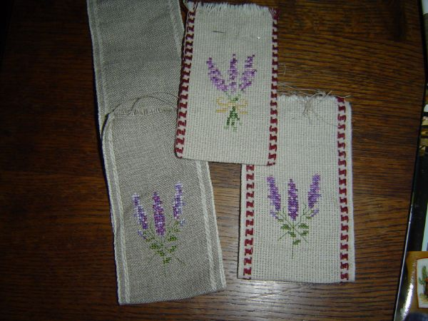 <strong>mes broderies terminées</strong>