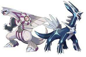 Attrapper dialga et palkia - Pokemon legendaire platine ...