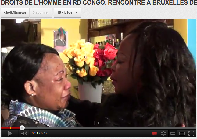 Rencontre gay en rd congo