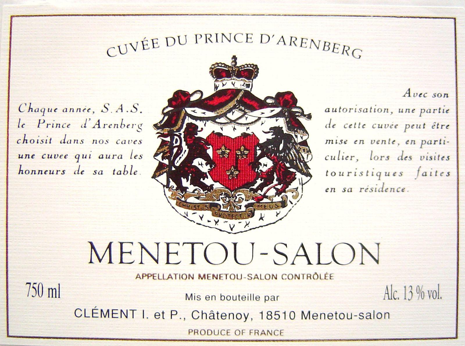 union viticole menetou salon