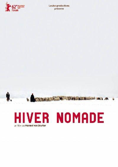hiver nomade : l'affiche