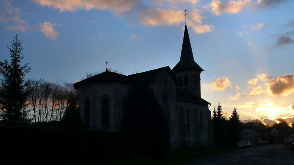 Eglise de Regret