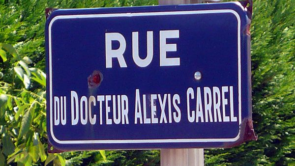Rue Alexis Carrel