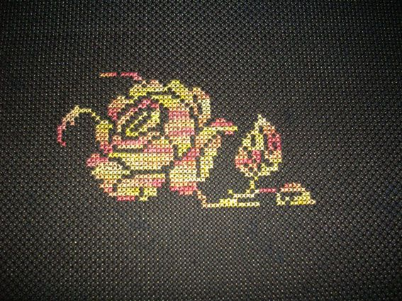 Encours roses 1