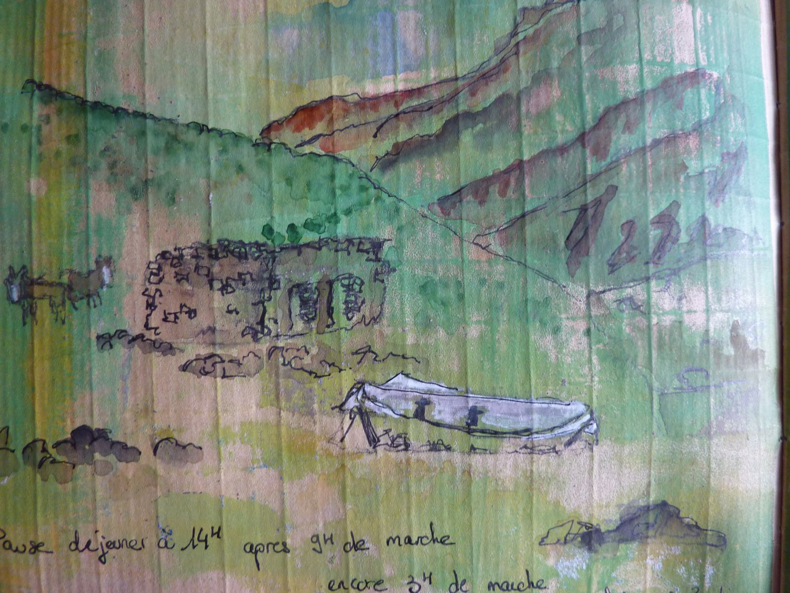 Album - haut-atlas--maroc--carnet-de-voyage