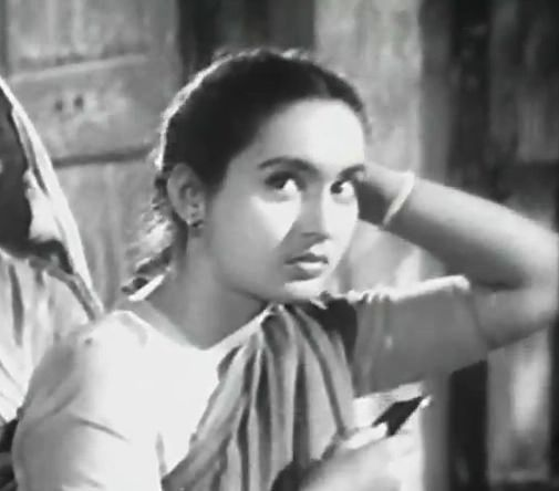 the fiery Nutan