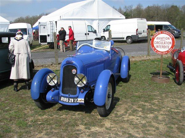 Vintage-Revival 6113 Chenard & Walker