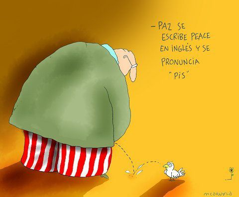 cartoon-peace-mcdonald honduras
