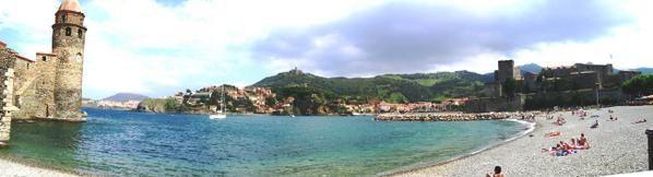 Collioure bord de mer et villages de france - Office du tourisme de collioure ...