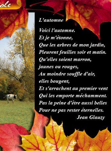 Poésie Dautomne Octobre 2008 Sarralbe Au Fil De Leau