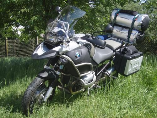 Presentation Moto Bmw 1200 Adventure Les Escapades De Fred