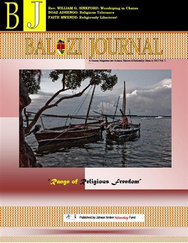 kenya balozi journal