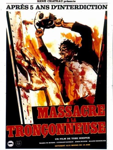 Critique massacre la tron onneuse l original l for Miroir film horreur