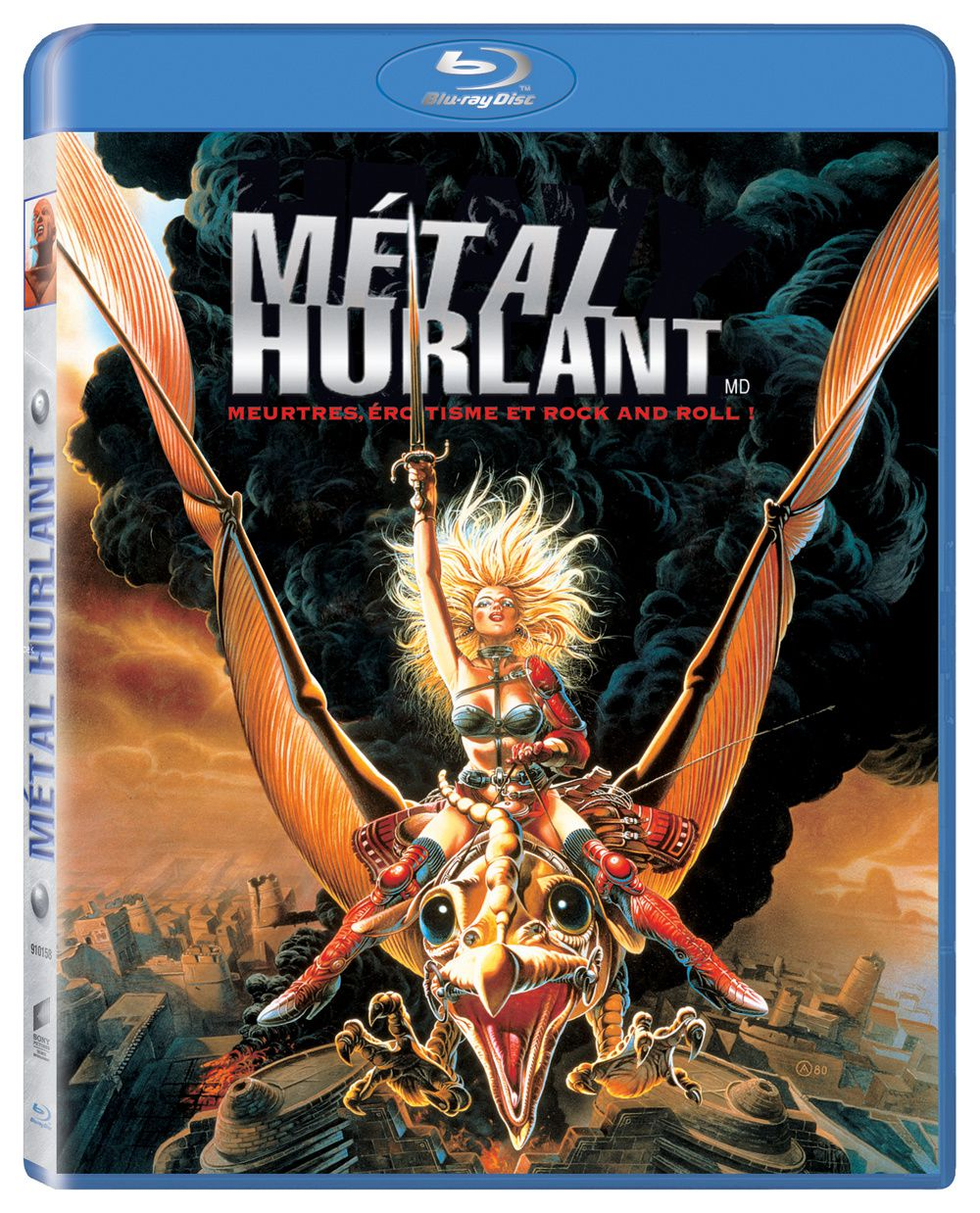 l'Ecran Miroir    Heavy Metal