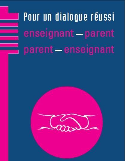 relation Enseignants parents