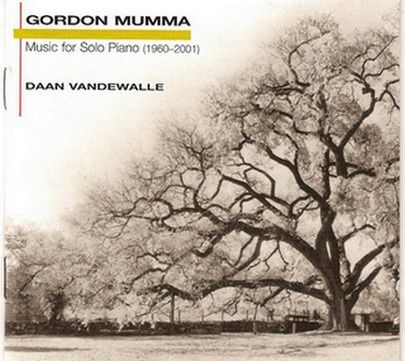 Gordon mumma music for solo piano le jardin secret d for Jardin secret piano