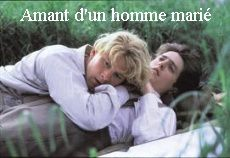 amant homme marie