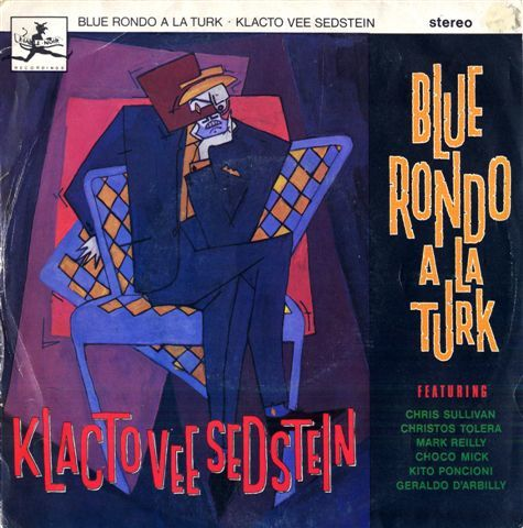 Blue Rondo À La Turk - Me And Mr. Sanchez