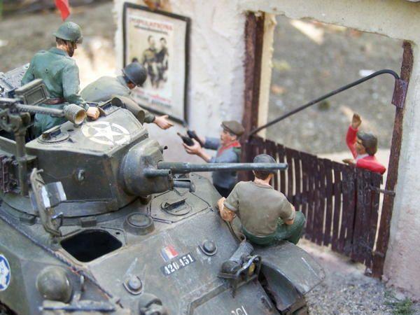 campagne de france 1944/45