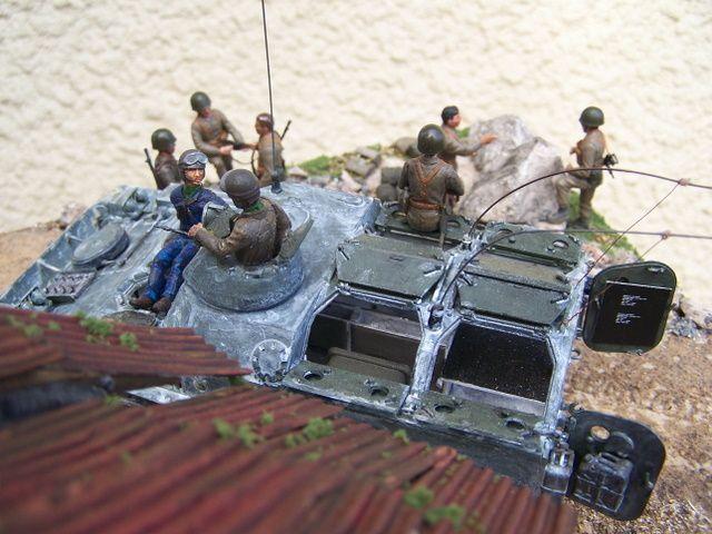 Album - aujourd-hui-et-hier j'ai retrouver ces images de mon époque!!!! AMX 13 VTT et AMX 30, pont BAILEY