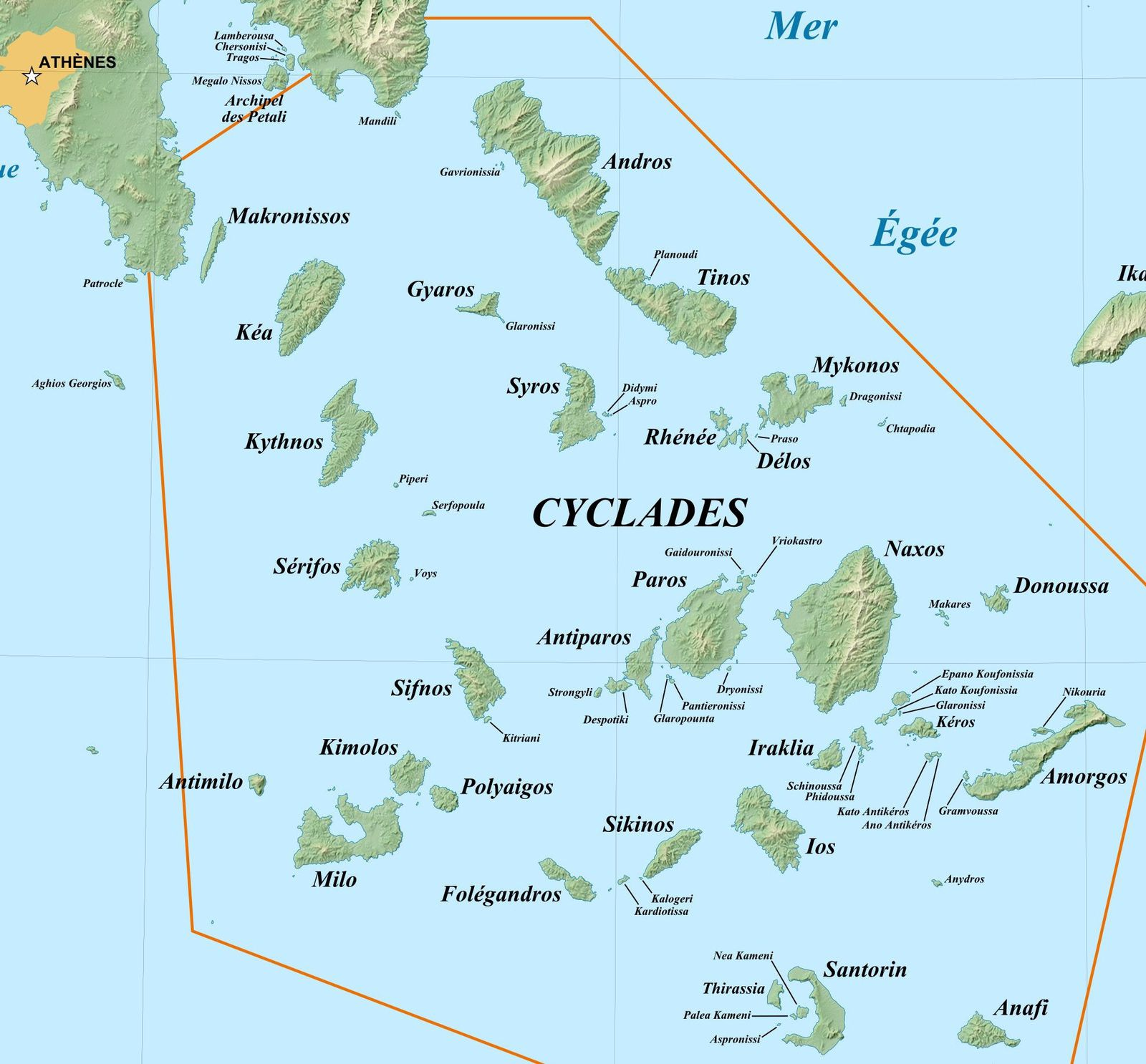 cyclades on FeedYeti.com
